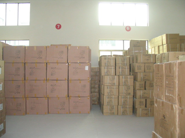 OUR WAREHOUSE IN NINGBO