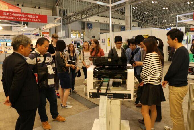 2015 CEATEC IN JAPAN