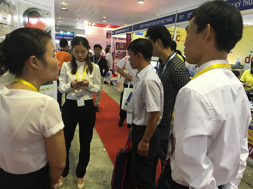 Foreign Exibition of 2015.15Vietnam