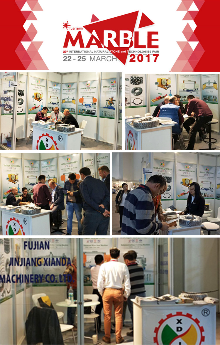 MARCH 22 -25,2017 ,TURKEY, STONE AND TECHNOLOGY FAIR