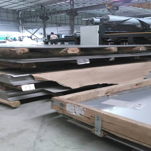 stainless steel sheet warehouse