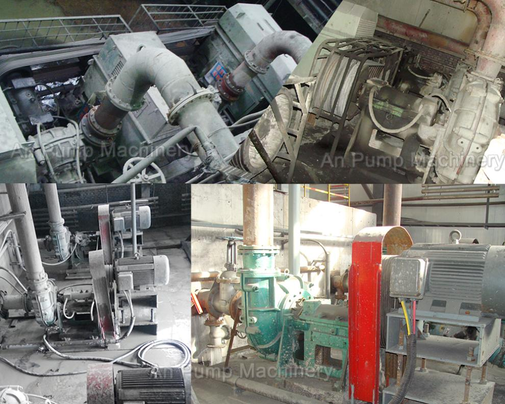 Slurry Pump for Iron Tailing Export to Columbia