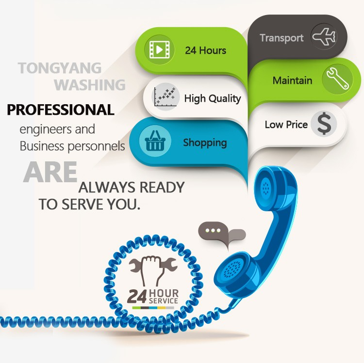 24 Hours Contact After Sale Service