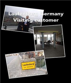 stuttgart Germany visiting customer