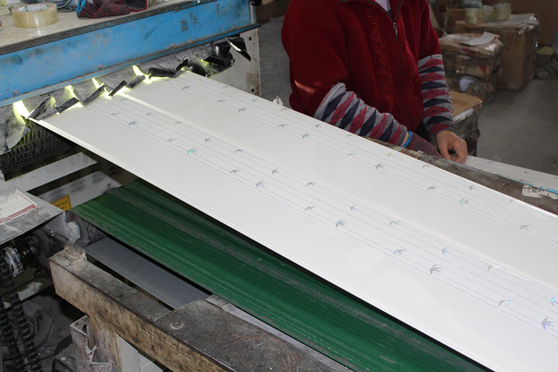 pvc panel workshop