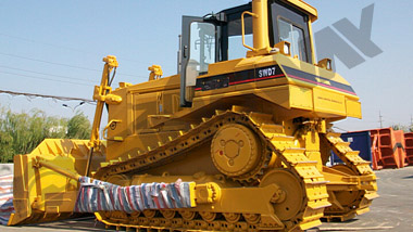 SWD7 Bulldozer to Nigeria