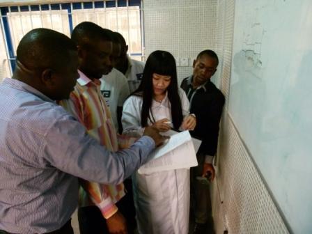 Training Africa