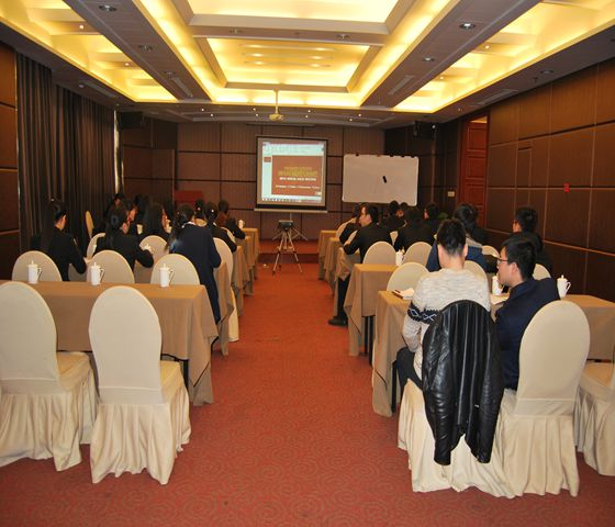 2015 sales meeting