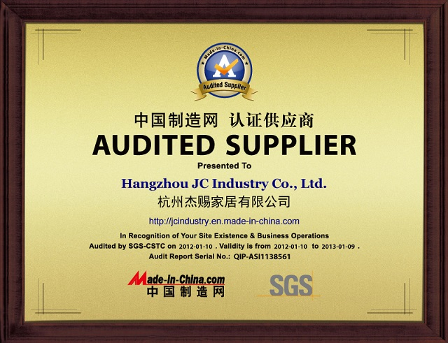 SGS Audited_Supplier