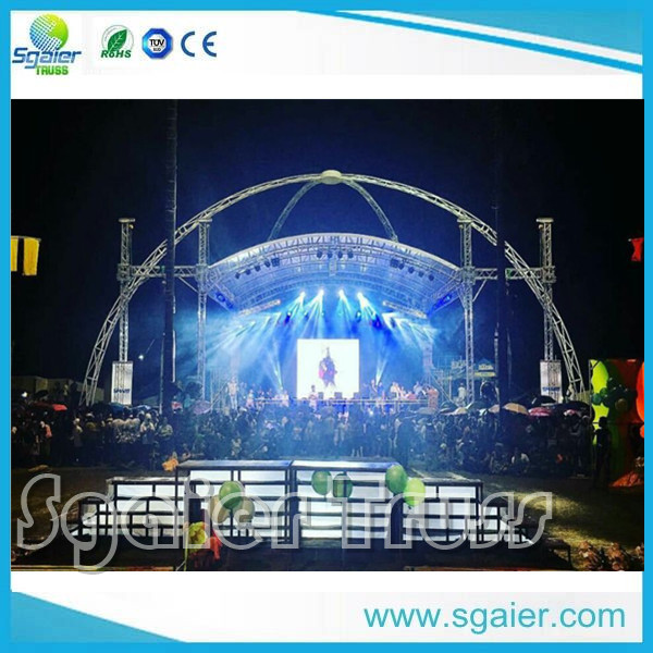 Truss case in Philippines-SgaierTruss