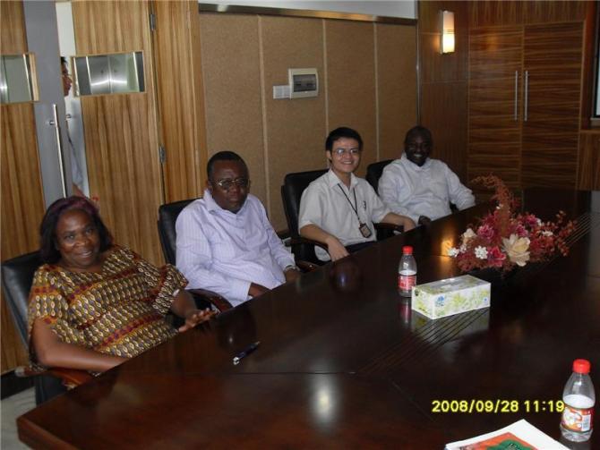 2008, Congo Clients