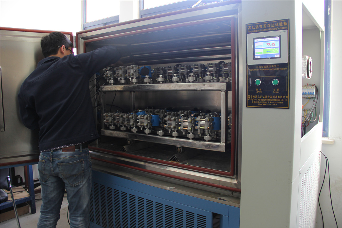 Temperature and Humid Heat Alternating Test Cabinet
