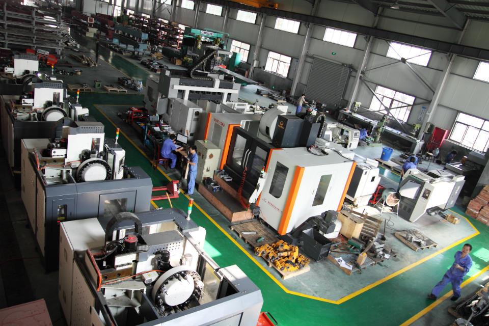 Gantry CNC2