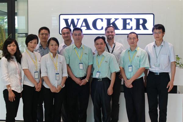 WACKER is CSJ cooperation partner