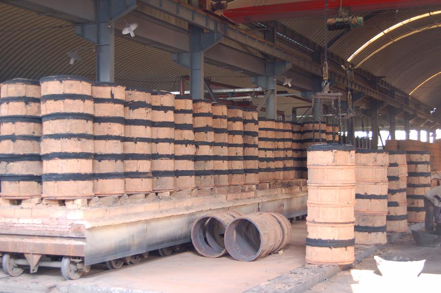 Tunnel Type Annealing Furnace