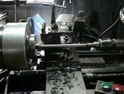 Factory Working Process