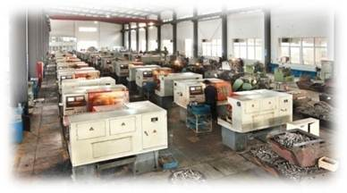 30pcs of CNC machines
