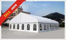 18x20M Curved Tent