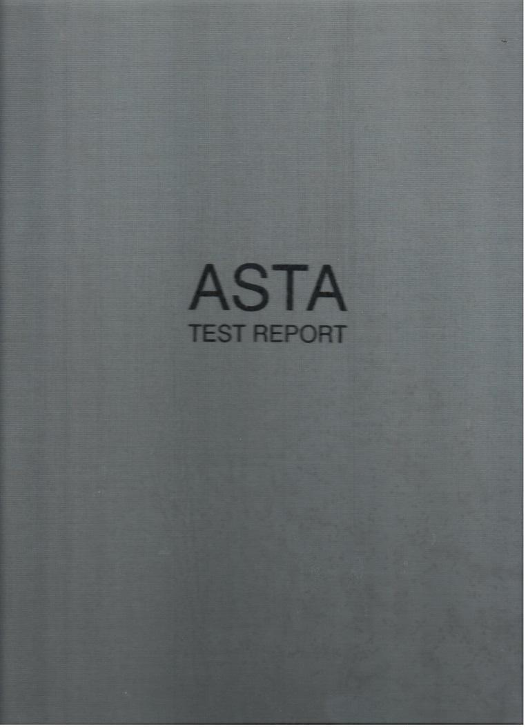 ASTA test Report expulsion fuse