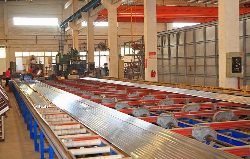 aluminium workshop 1
