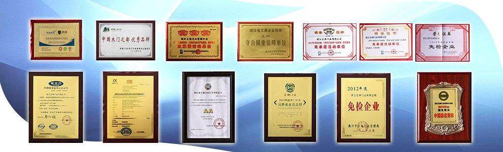 Kings Certificate
