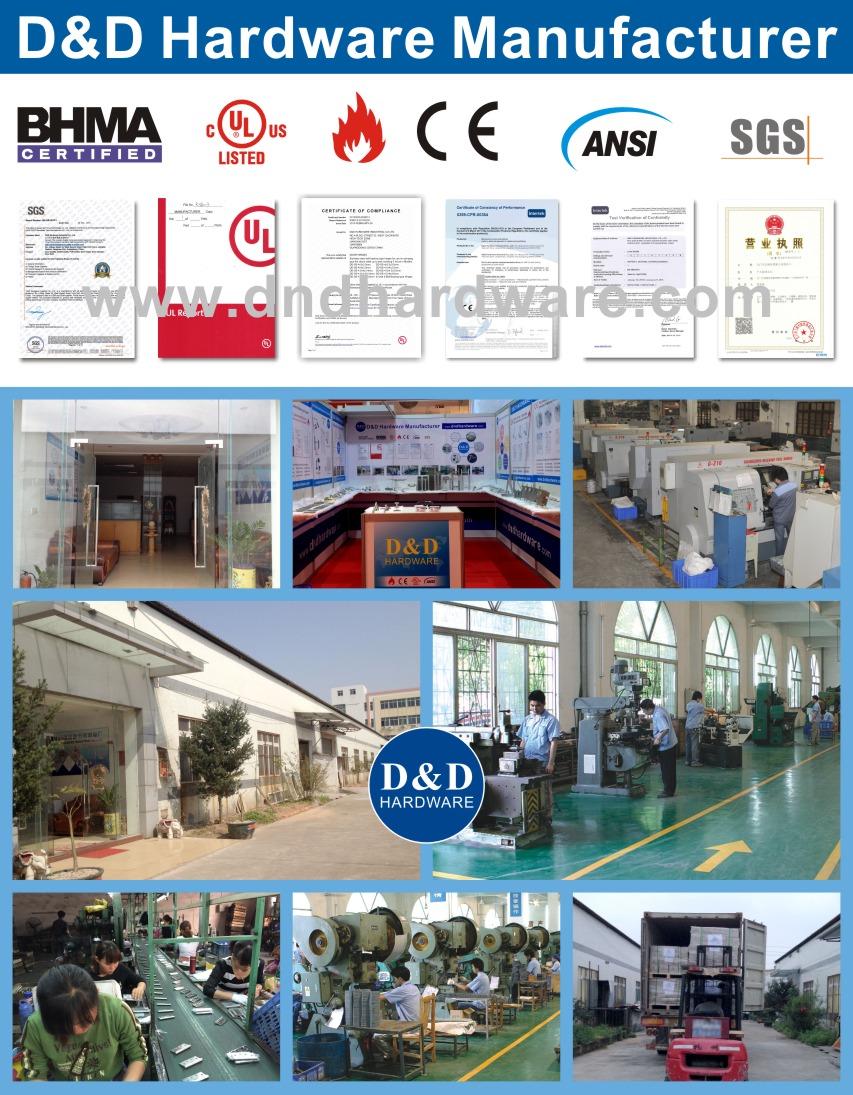 D&D Hardware Manufacturer