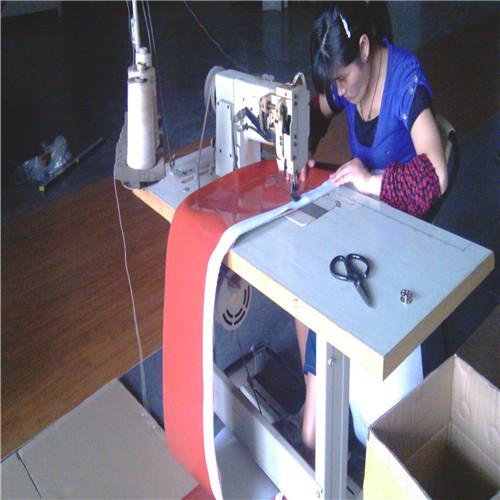 sewing silicone rubber fiberglass cloth