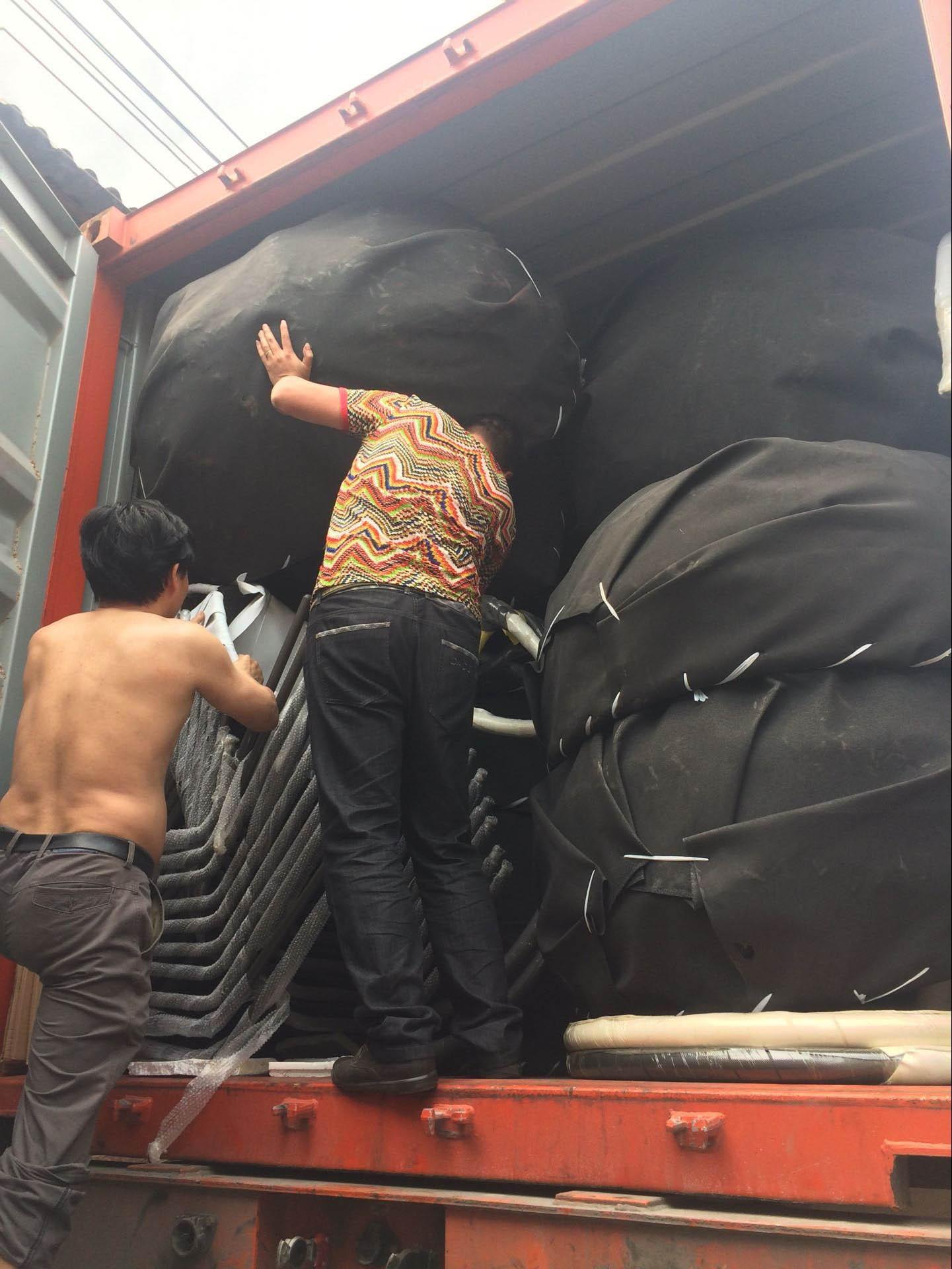 Australia shipment