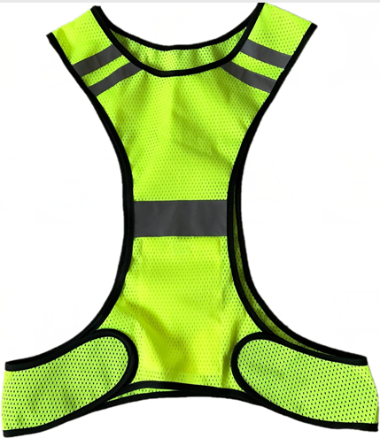Amazom Hot Selling Running Vest Safety Reflective Vest