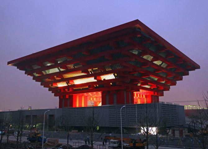 China Pavilion EXPO Shanghai