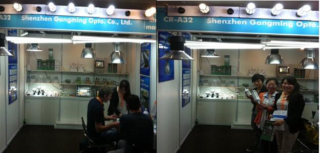 HK International Lighting Fair - October 2013