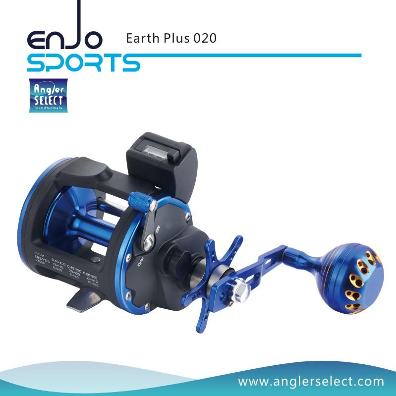 Earth Plus 020 Trolling Fishing Reel