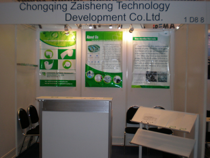 Filtech 2009, Wiesbaden, Germany