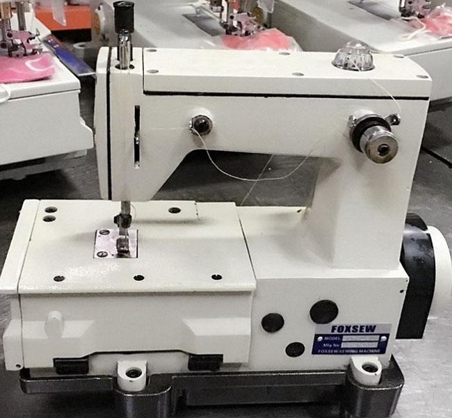 High Speed Double Line Chain Stitch Glove Sewing Machine
