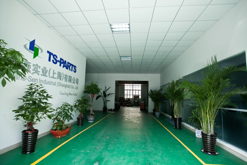 Welcome to TS-Parts Industrial (Shanghai) Co. Ltd