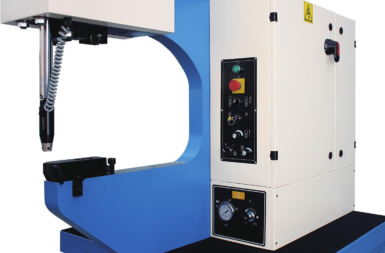 hardware fastener insertion machine