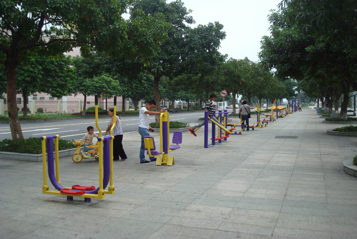 Project Case-Dongguan Sport Square