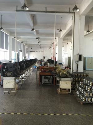 workshop for AC welding machine