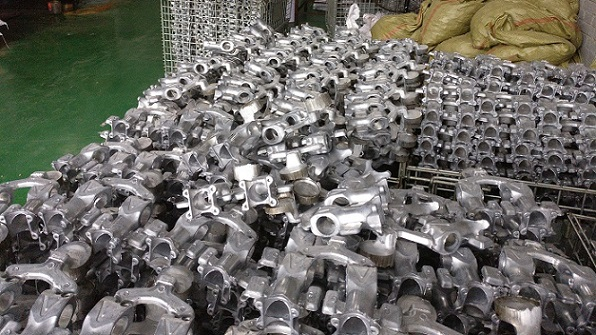 NO. 2 Warehouse for Die Casting Part