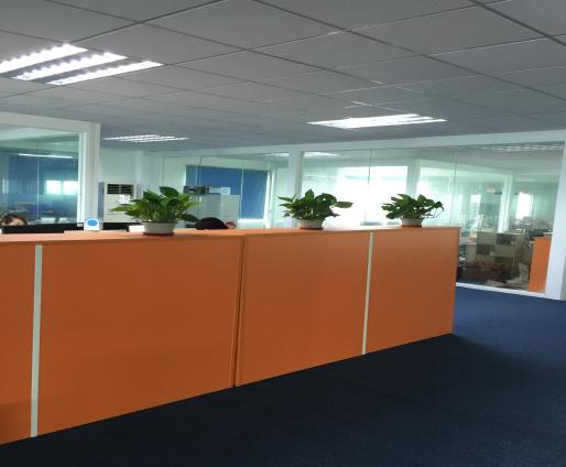 JOMO factory office