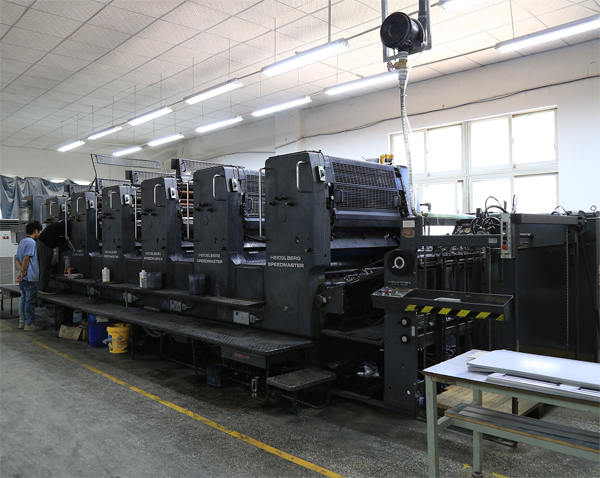 Cardboard Envelope Printing Machine