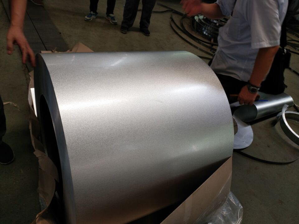 GL SHEET--Galvalume Steel Sheet in Coil