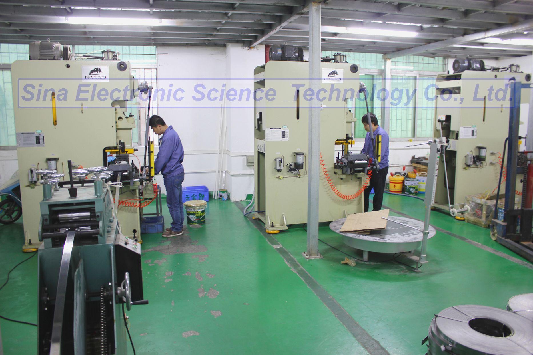 Mould production Line