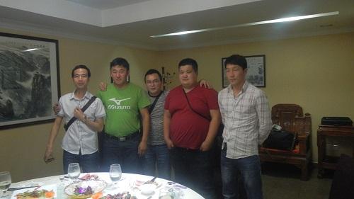 Mongolia customer