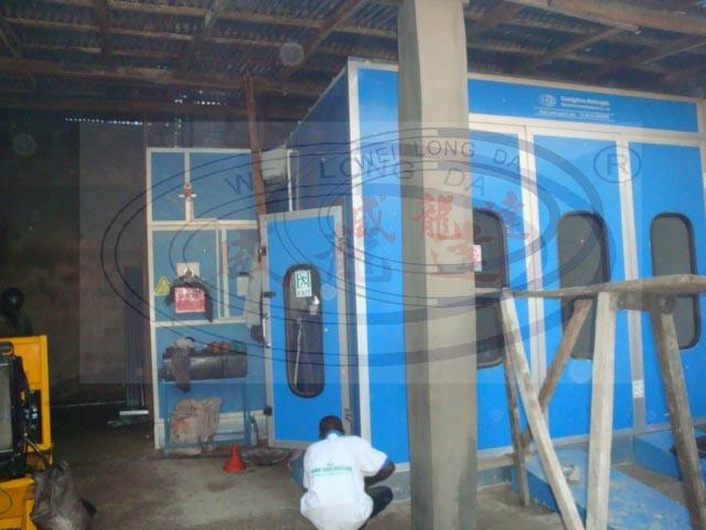 WLD6200 Car Spray Booth
