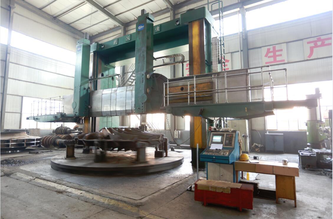 6.3M CNC VTL OPERATOR