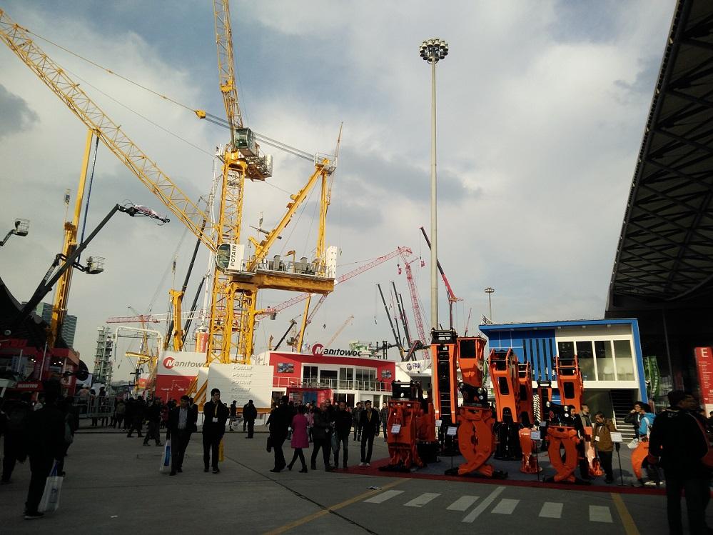 Attend Bauma China 2016