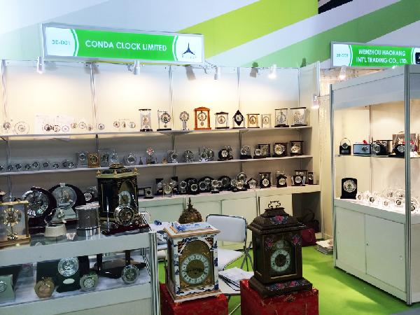 HK Gift Fair & HK Clock Fair