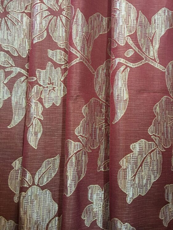 June. 25, 2016 Welcome our new curtain design--Stria Flower