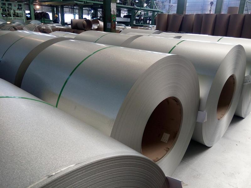 ASTM A792 Aluzinc steel